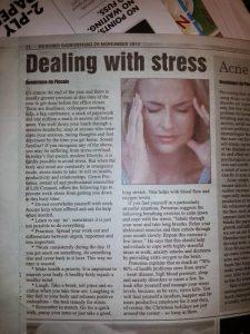 Pretoria East Record - Life Counsel In the Media - Press Releases
